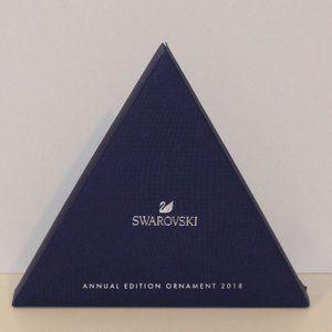2018 Swarovski Annual Edition Ornament